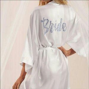 Victoria's Secret Swarovski crystals robe new
